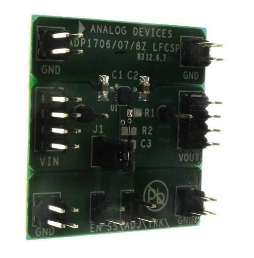 Entwicklungsboard Analog Devices ADP1707-3.3-EVALZ