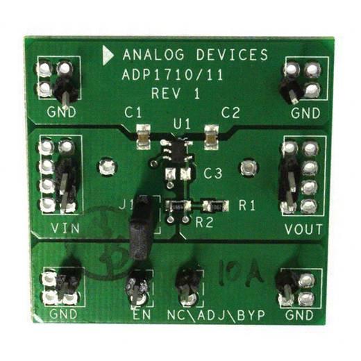 Entwicklungsboard Analog Devices ADP1710-EVALZ