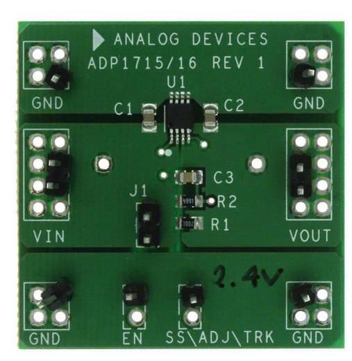 Entwicklungsboard Analog Devices ADP1715-EVALZ