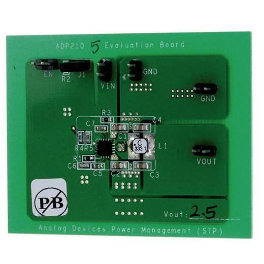 Entwicklungsboard Analog Devices ADP2105-EVALZ