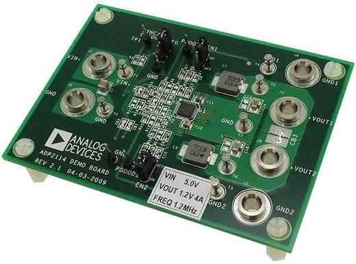 Entwicklungsboard Analog Devices ADP2114-2PH-EVALZ