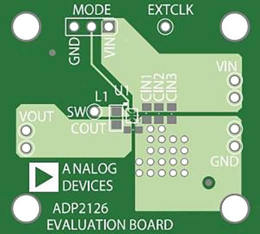 Entwicklungsboard Analog Devices ADP2126-1.2-EVALZ