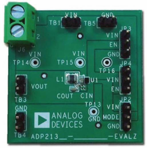 Entwicklungsboard Analog Devices ADP2139CB-2.8EVALZ