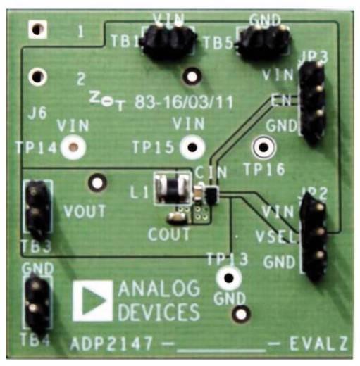 Entwicklungsboard Analog Devices ADP2147CB-110EVALZ