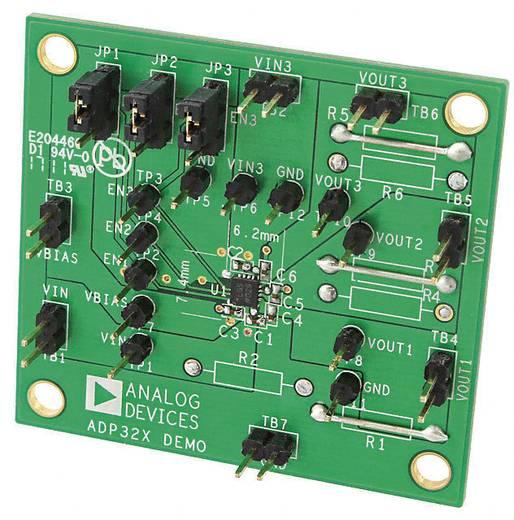 Entwicklungsboard Analog Devices ADP322CP-EVALZ