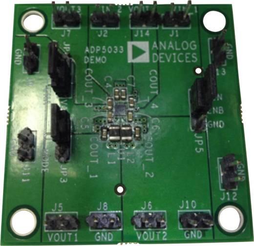 Entwicklungsboard Analog Devices ADP5033-1-EVALZ