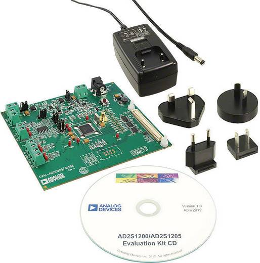 Entwicklungsboard Analog Devices EVAL-AD2S1205SDZ