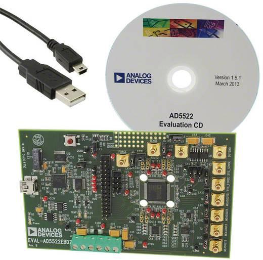 Entwicklungsboard Analog Devices EVAL-AD5522EBDZ