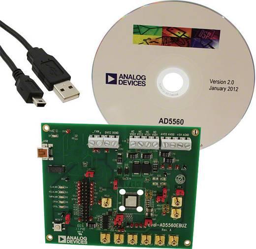 Entwicklungsboard Analog Devices EVAL-AD5560EBUZ
