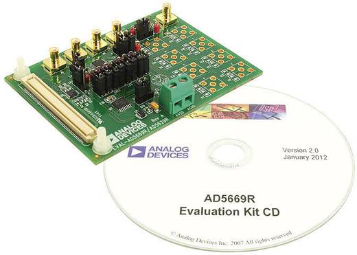 Entwicklungsboard Analog Devices EVAL-AD5669RSDZ