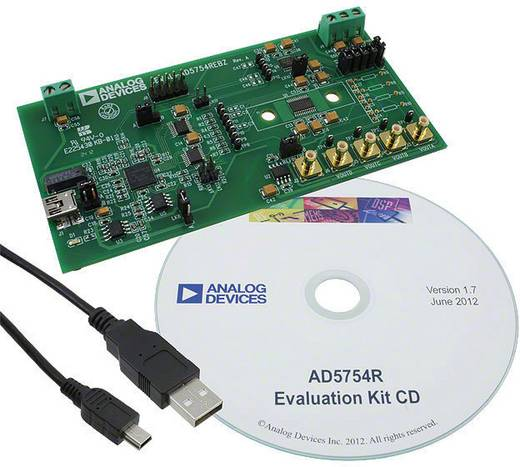 Entwicklungsboard Analog Devices EVAL-AD5754REBZ