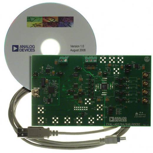Entwicklungsboard Analog Devices EVAL-AD5764EBZ