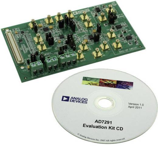 Entwicklungsboard Analog Devices EVAL-AD7291SDZ