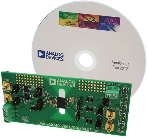 Entwicklungsboard Analog Devices EVAL-AD7400AEDZ