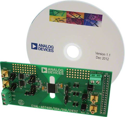 Entwicklungsboard Analog Devices EVAL-AD7400EDZ