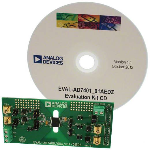 Entwicklungsboard Analog Devices EVAL-AD7401AEDZ
