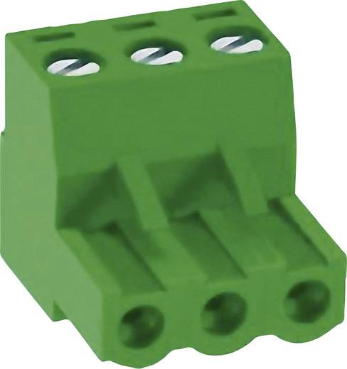DECA Buchsengehäuse-Kabel MC Polzahl Gesamt 14 Rastermaß: 5.08 mm MC100-50814 1 St.