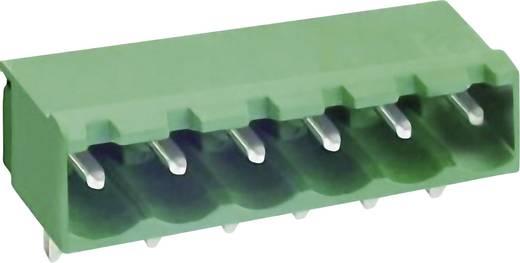 Stiftgehäuse-Platine ME Polzahl Gesamt 8 DECA ME030-50808 Rastermaß: 5.08 mm 1 St.
