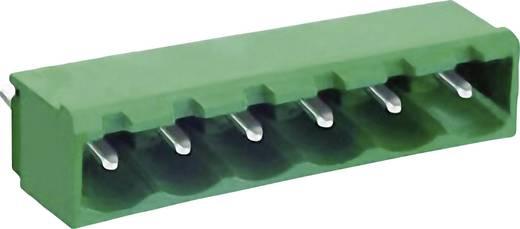 Stiftgehäuse-Platine ME DECA ME040-76206 Rastermaß: 7.62 mm 1 St.