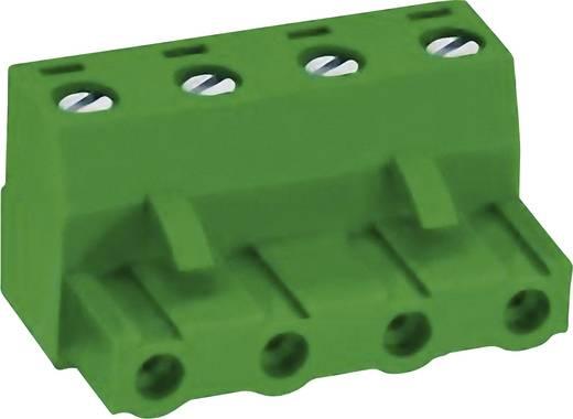 Buchsengehäuse-Kabel MC Polzahl Gesamt 4 DECA 1192137 Rastermaß: 7.62 mm 1 St.