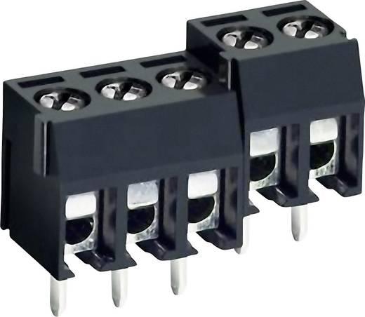 Schraubklemmblock 1.31 mm² Polzahl 2 MA212-350M02 DECA Schwarz 1 St.