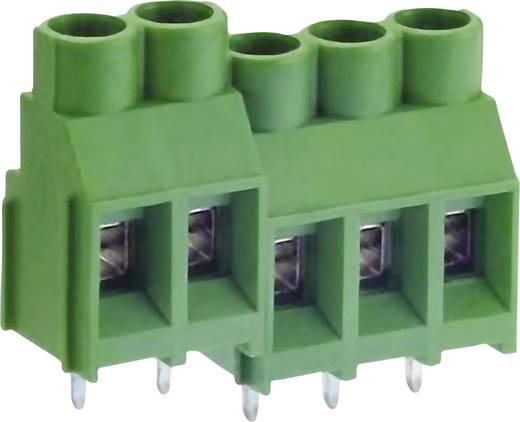 DECA MB912-635M03 Schraubklemmblock 5.26 mm² Polzahl 3 Grün 1 St.