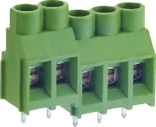 Schraubklemmblock 5.26 mm² Polzahl 3 MB912-750M03 DECA Grün 1 St.