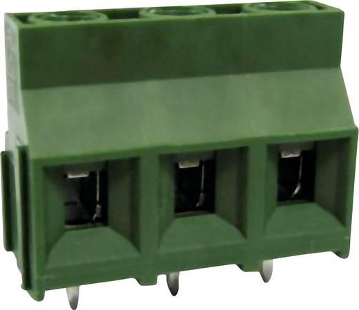 DECA MB912-952M03 Schraubklemmblock 5.26 mm² Polzahl 3 Grün 1 St.