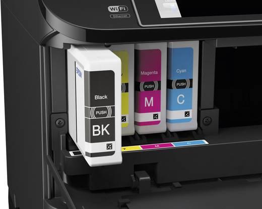 Epson WorkForce Pro WF-4640DTWF Tintenstrahl-Multifunktionsdrucker A4 Drucker, Fax, Kopierer, Scanner ADF, Duplex, LAN,