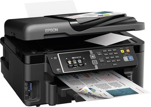 epson workforce wf 3620dwf tintenstrahl multifunktionsdrucker a4 drucker fax kopierer scanner. Black Bedroom Furniture Sets. Home Design Ideas