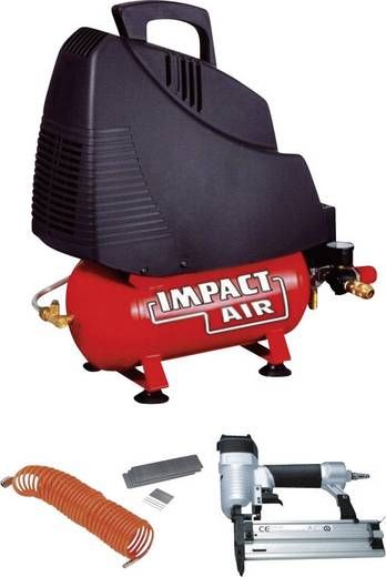 wood master druckluft kompressor 6 l 8 bar inkl zubeh r kaufen. Black Bedroom Furniture Sets. Home Design Ideas
