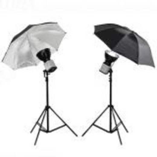 Fotolampe Walimex Studioset Daylight 150/150
