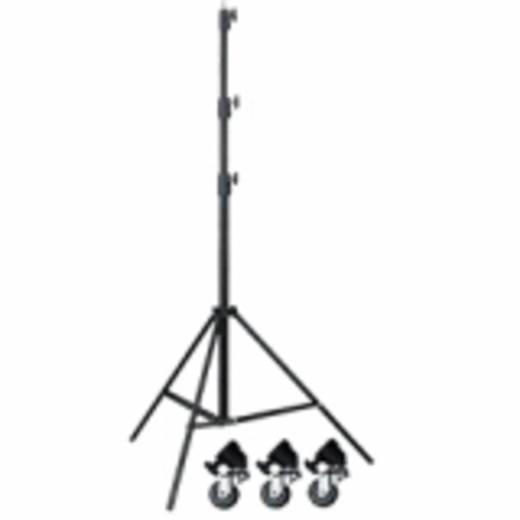 Lampenstativ Walimex Pro Arbeitshöhe= 280 cm (max) inkl. Tasche 13399