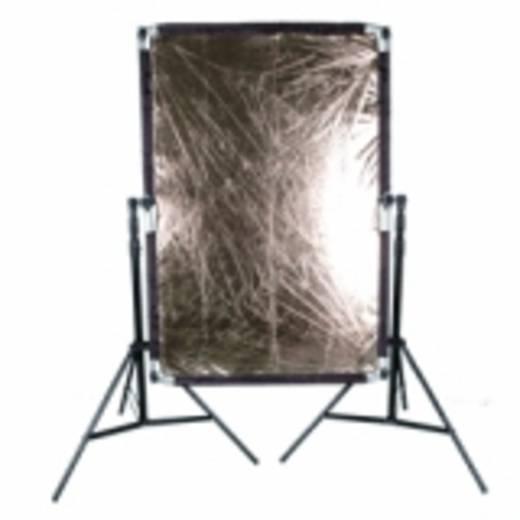 walimex pro 4in1 Reflektorsegel-Set 100x150cm 5tlg 15920 Walimex Pro