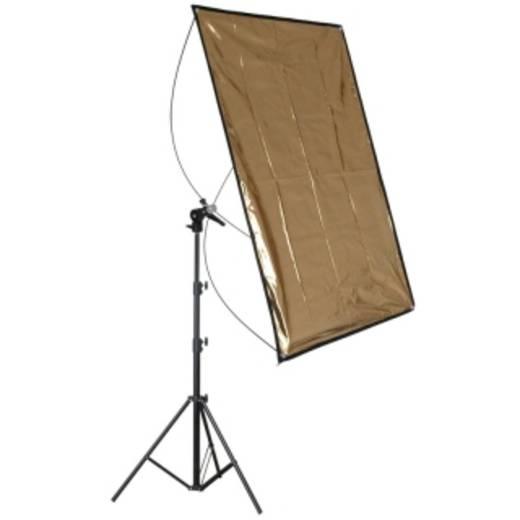walimex Reflektorpanel 140x210cm + WT-8051 Stativ 16548 Walimex