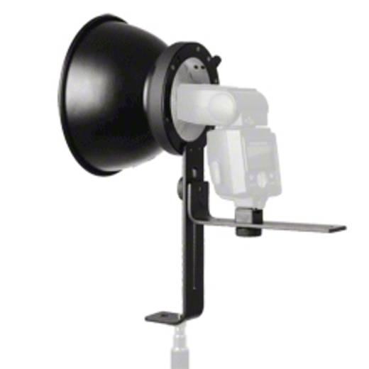 Reflektor-Aufsatz Walimex 16780 Glanzreflektor Set für Kompaktbl Länge=440 mm