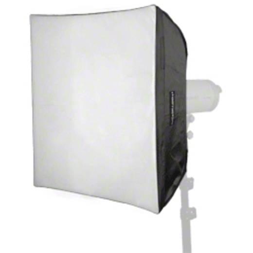 Softbox Walimex Pro inkl. Universal-Adapter (L x B x H) 46 x 60 x 60 cm 1 St.