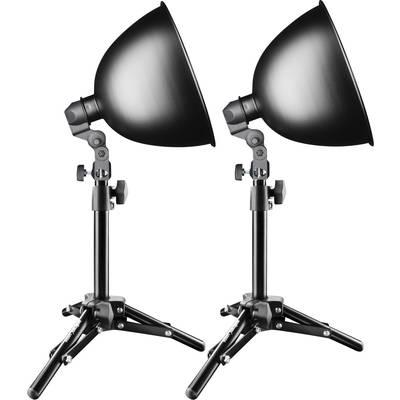 Fotolampe Walimex Studioset Daylight 150/150 Preisvergleich
