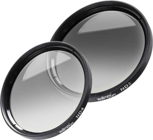 Graufilter Walimex 62 mm Set ND4 & ND8