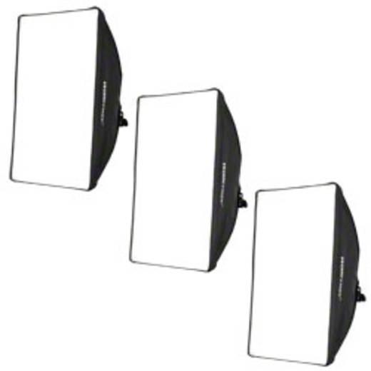 Fotolampe Walimex Pro 3er Set Daylight 250