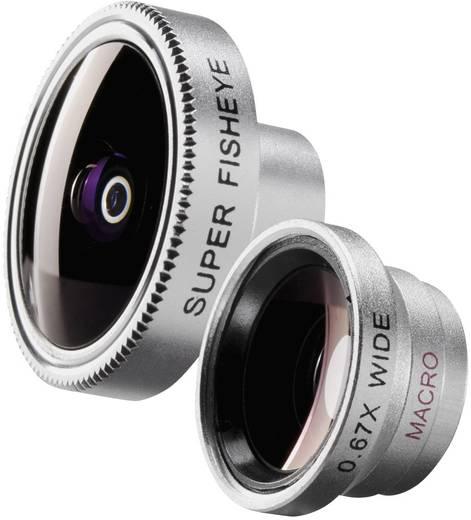 walimex Set Fish-Eye u. Panorama Obj. f. iPhone