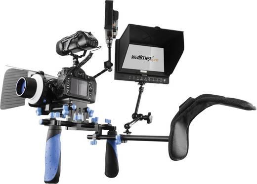 Videomonitor für DSLRs Walimex Pro Cineast I 12.7 cm 5 Zoll HDMI™, AV, YPbPr