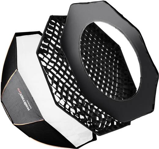 Softbox Walimex Pro Octagon PLUS OL für & K (Ø x L) 120 cm x 47.5 cm 1 St.