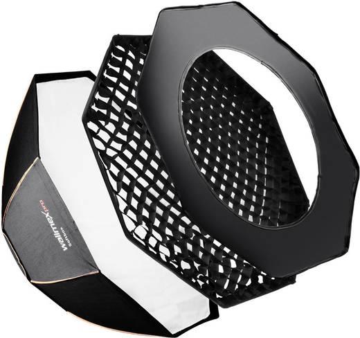 Softbox Walimex Pro Octagon PLUS OL für walimex pro & K (Ø x L) 120 cm x 47.5 cm 1 St.