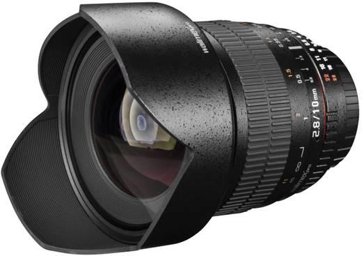 Weitwinkel-Objektiv Walimex Pro 10/2,8 DSLR Canon EF f/2.8 - 22 10 mm