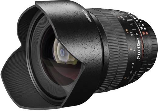 Weitwinkel-Objektiv Walimex Pro 10/2,8 CSC Canon M f/2.8 - 22 10 mm
