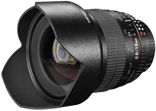 Weitwinkel-Objektiv Walimex Pro 10/2,8 CSC micro 4/3 f/2.8 - 22 10 mm