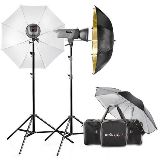 Studioblitz-Set Walimex Pro VE 4.2 Excellence Blitzleistung 400 Ws