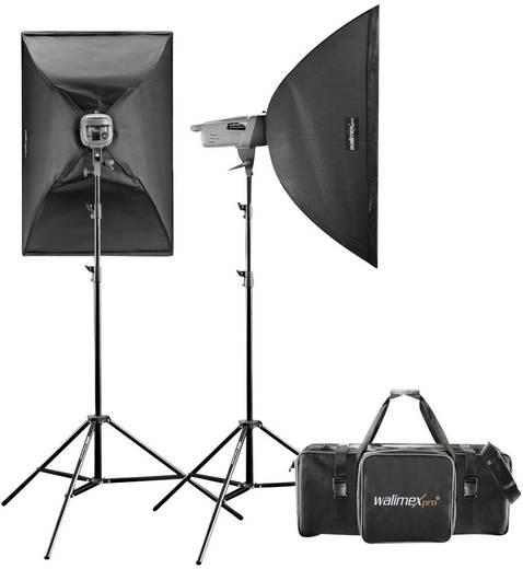 Studioblitz-Set Walimex Pro VE 3.3 Excellence Blitzleistung 300 Ws