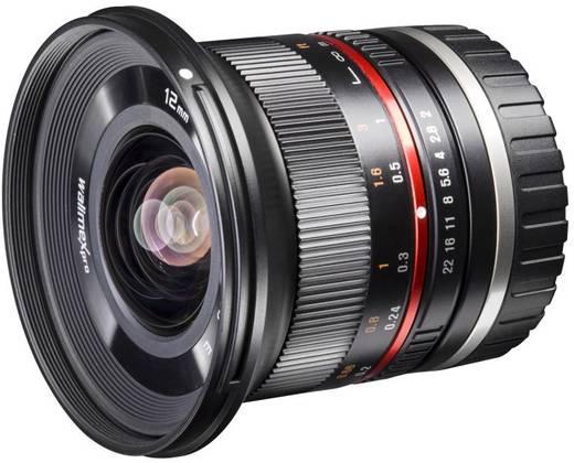 Weitwinkel-Objektiv Walimex Pro 12/2,0 CSC Fuji f/1 - 2.0 12 mm